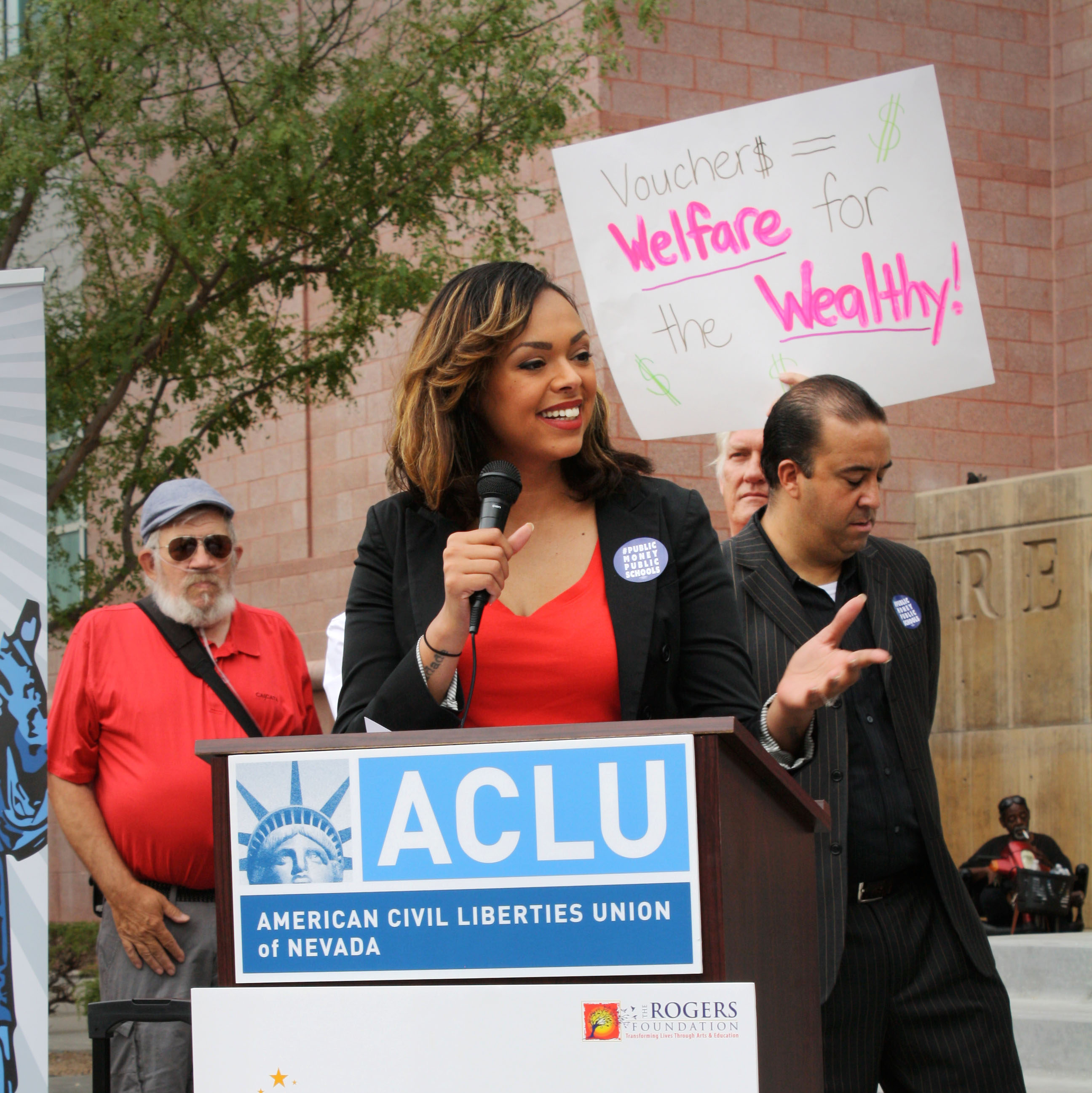 Community Rallies Around Plaintiffs Challenging Vouchers at the Nevada Supreme Court
